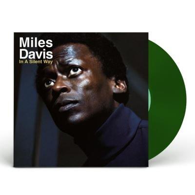 In A Silent Way (Dark Green Vinyl Album) - Limited Edition
