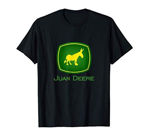 Juan Deere - The Farmer - The Gardener - The Landscaper T-Shirt