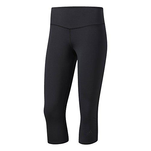 adidas Damen Supernova 3/4 Tights, Black, S