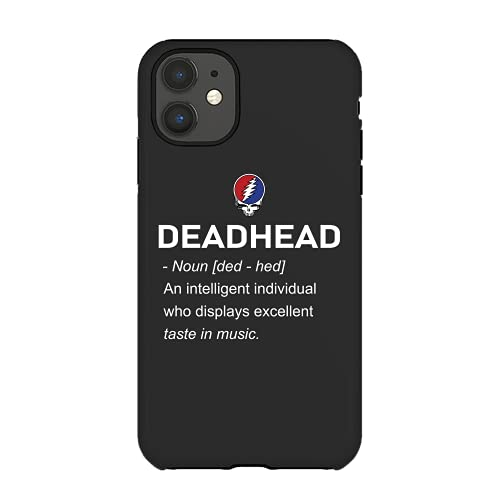 Deadhead An Intelligent Individual Who Displays Excellent Taste In Music Funny Phone Case Trending Cases Custom 7016