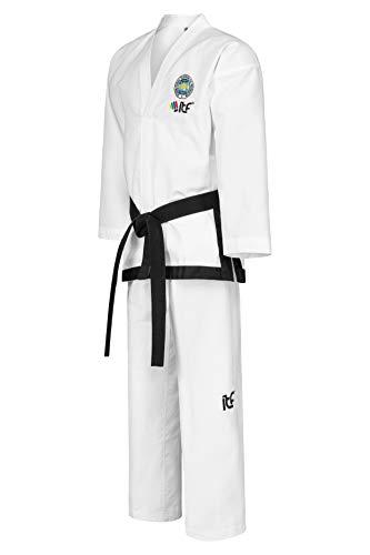 Mightyfist - Taekwondo ITF Dobok/Uniforme - Nivel: Cinturón Negro - Material: Matrix - 160