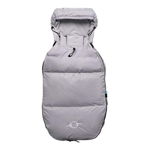 Bugaboo High Performance Footmuff – Misty Grey– Down-Filled Cover to...
