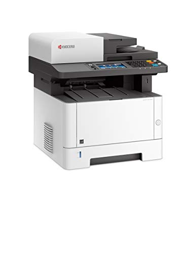 Kyocera Ecosys M2735dw Impresora WiFi Multifuncional Blanco y Negro | Impresora - Fotocopiadora - Escáner - Fax | Impresión móvil a través de Smartphone y Tablet
