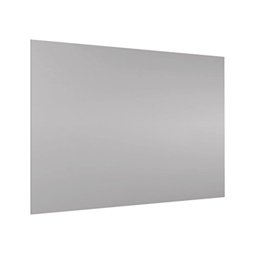 Bilderwelten Panel antisalpicaduras de Cristal - Agate Grey - Horizontal 3:4, Panel antisalpicaduras Panel de Vidrio para Cocina Panel Protector contra Salpicaduras, Tamaño: 59cm x 80cm