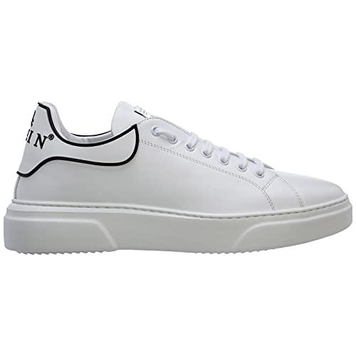 Philipp Plein Hombre Iconic Zapatillas White/White