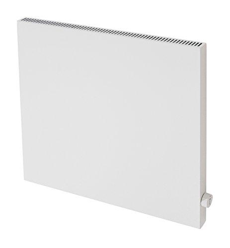 VASNER Konvi Infrarotheizung mit Thermostat 600-1200 Watt Hybrid Elektroheizung inkl. Wandmontage 2J Garantie Konvektionsheizung Heizplatte Carbon-Heizfolie Deutsche Markenqualität (600 Watt)