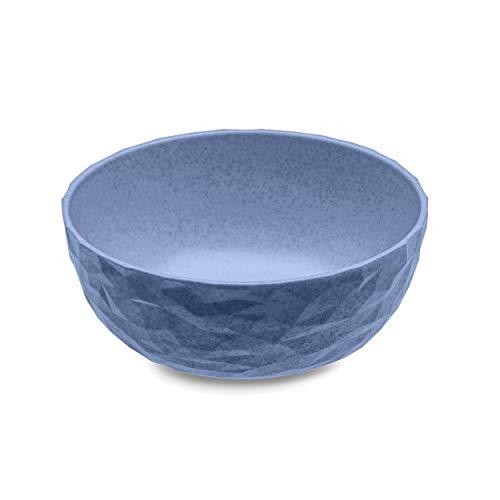 Koziol schaal Club, schaaltjes, kom, bowl, thermoplastisch kunststof, Organic Blue, 4004671