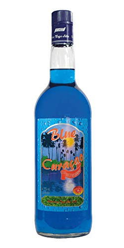 BLUE CURACAO 100 CL.