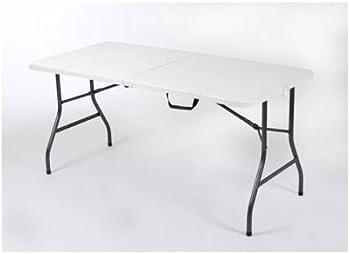 Mainstays 5 Foot Centerfold Folding Table