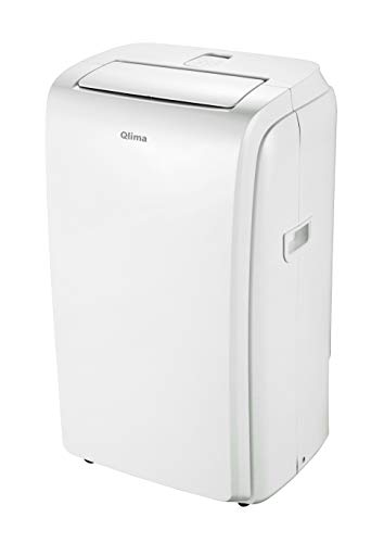 Acondicionador de aire portátil con Wi-fi, P534 Qlima, 2-en-1: climatizador y deshumidificador, 12000 btu, control remoto, 3 velocidades
