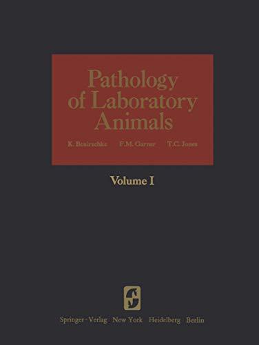 Pathology of Laboratory Animals: Volume I