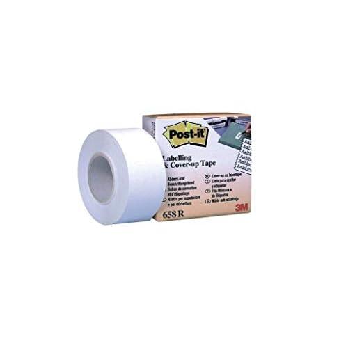 Post-it 73932 Ricarica Nastro Adesivo in Carta Rimovibile per Dispenser Cg 58