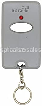 10 Digit PINS EZ Code Mini Remote Control Garage Door GATE Opener Transmitter