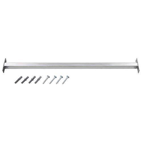 Tidyard Einstellbare Fenster-Sicherheitsstange Sicherheitsbarriere 710-1200 mm,Fensterleiste Mit Fensterstange und Befestigungsschrauben,Sicherungsstange,Stahl mit elektrischer Verzinkung