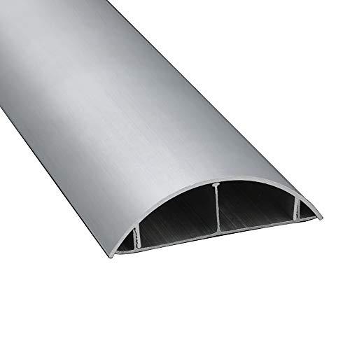 Hardware Accessories Conducto De Cable, AleacióN De Aluminio Curvado Alambre De Piso...