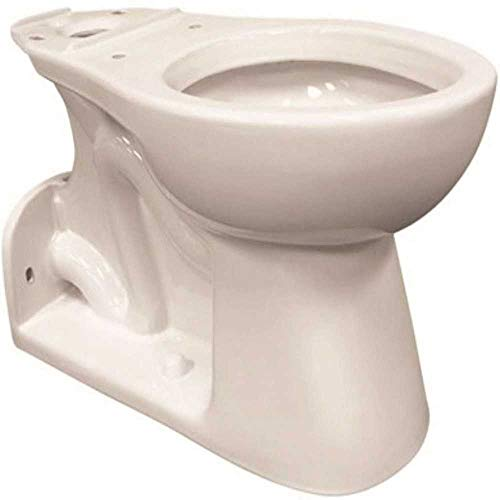 NIAGARA CONSERVATION N7799 283551 0.8 gpf Stealth Watersense High-Efficiency Elongated Toilet Bowl with Rear Outlet, White