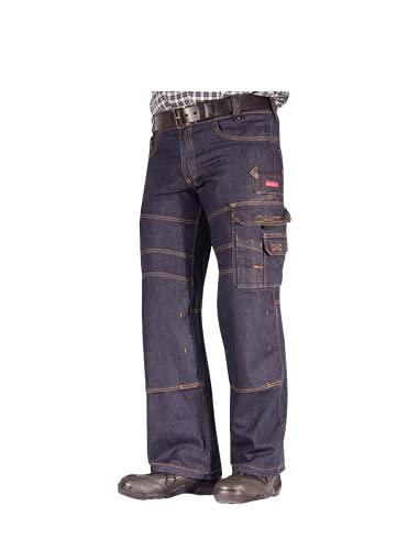OYSTER Herren Zunfthose Jeans Stretch (50)