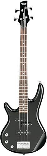 IBANEZ SR-Mikro E-Bass 4 String Lefty - Schwarz (GSRM20L-BK)