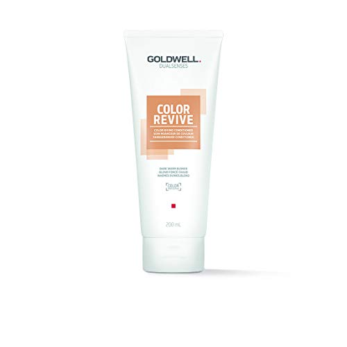 Goldwell DS Color Revive Color Giving Conditioner 200ml Dark Warm Blonde