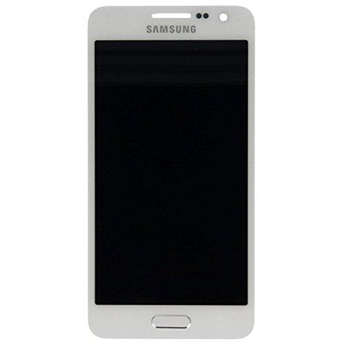 Display für Samsung Galaxy A3 SM-A300FU Touchscreen, LCD in weiß GH97-16747A