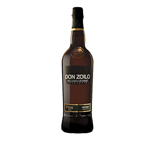 Vino Fino Don Zoilo de 75 cl - D.O. Jerez-Sherry - Bodegas Williams & Humbert (Pack de 3 botellas)