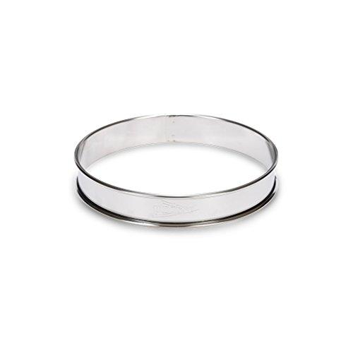 Patisse 2048104 Cercle à Biscuit Acier Inoxydable 18/10 cm