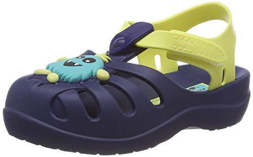 Ipanema Summer V Baby, Sandalias Unisex niños, (Blue/Yellow 8014), 24 EU