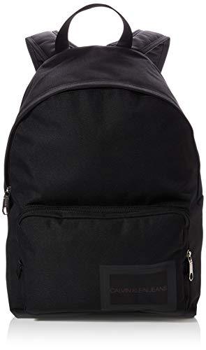 Calvin Klein - Ckj Sport Essentials Campus Bp45, Mochilas Hombre, Negro (Black), 1x1x1 cm (W x H L)