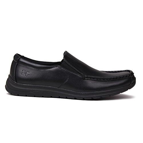 Giorgio Bexley Enfiler Hommes Chaussures Bateaux Mocassins Deck Décontracté