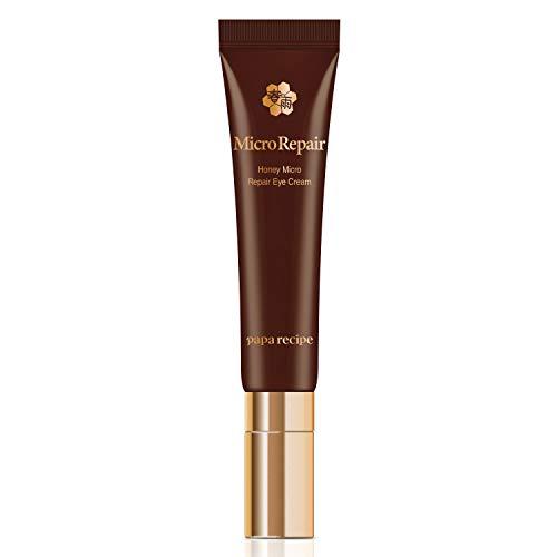 Papa Recipe Honey Micro Repair Eye Cream Instantly Moisturize on Eyes Skin Korean Skincare, Wrinkles, Dark Circles Care Honey, Royal Jelly Extract