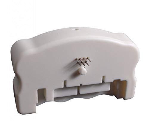 JRUIAN Nuevo T6710 T6711 reiniciador de Chip de Tanque de Tinta Residual para Impresora Epson WF-3520 WF-3530 WF-3540 WF-3620 WF-3640 WF-7110 WF-7610 WF-7620 WF-7710