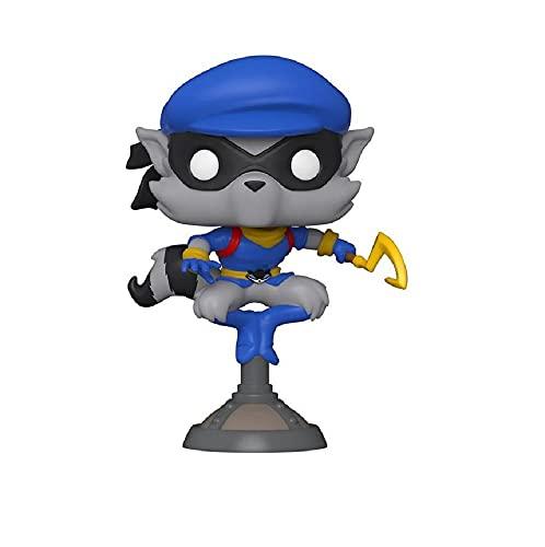 Funko Pop! Playstation 783 Sly Cooper - Figura exclusiva