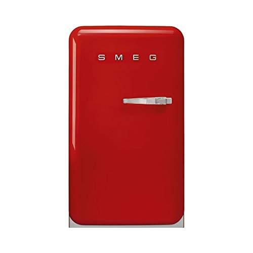 Frigorífico 1P. SMEG FAB10LRD5 Rojo 0.96m Izda
