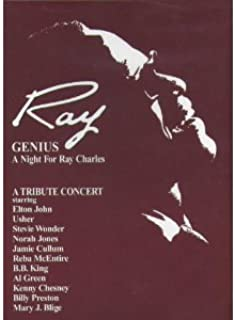 Ray Genius A Night For Ray Charles A Tribute Concert