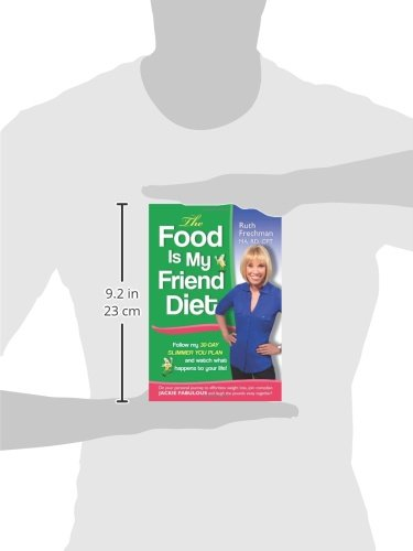 buy  The Food Is My Friend Diet: The Ultimate 30-Day ... Aging