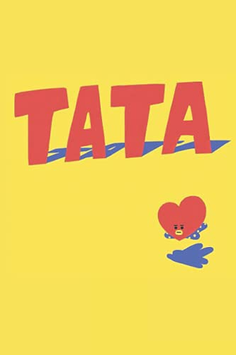Tata Notebook: - 6 x 9 inches with 110 pages