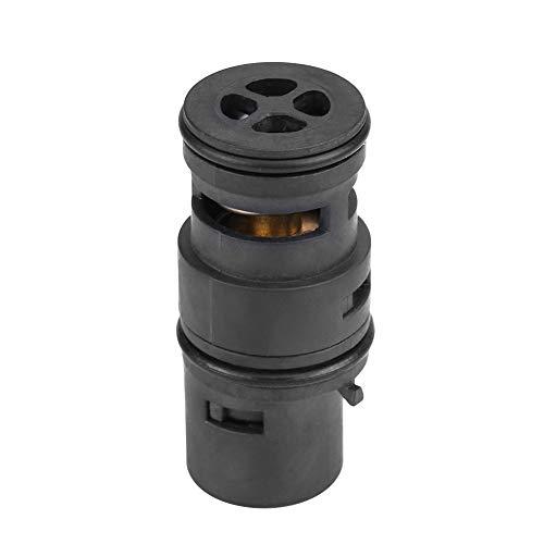 Daytesy Termostato refrigerante-Motor termostato de refrigerante para E46 X3 Z4 E83 E85 E86 17111437362