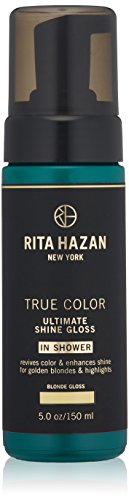 Rita Hazan Ultimate True Color Shine Gloss with New Package Design, Blonde, 5 oz