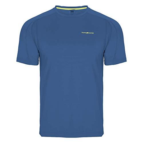 Trangoworld Coiro T-Shirt Homme, Bleu Classique, M