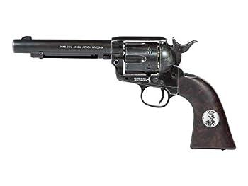 Colt Duke CO2 Pellet Revolver Weathered air Pistol