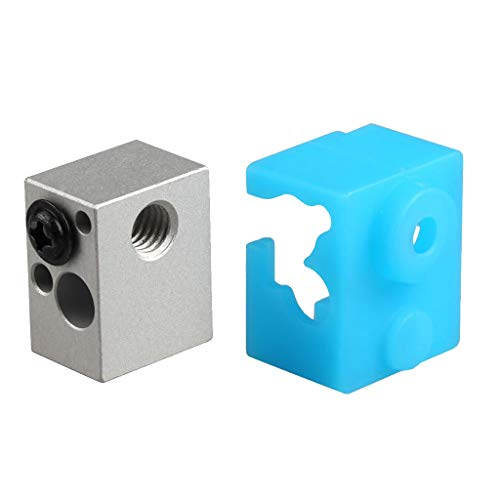 #N/A 3D Printer Part NV6 Extruder Aluminum Medel Heater