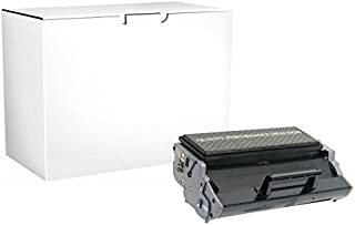Inksters Remanufactured Toner Cartridge Replacement for Lexmark Compliant E321 / E323 / E323N 24035SA - High Yield - 6K Pages (Black)