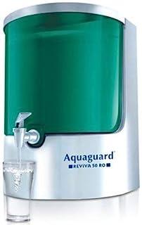 Aquaguard Forbes Aquaguard Reviva RO 50 Water Purifier, White & Green