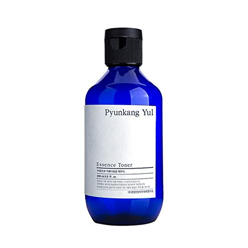 [ PYUNKANG YUL] Essence Toner - Delivers Hydrating, Soothing, Anti-aging properties, Fragrance-free, Alcohol-free, Paraben-free for oily, sensitive, acne-prone, dry skin types. 200 ml, 6.8 Fl.oz.