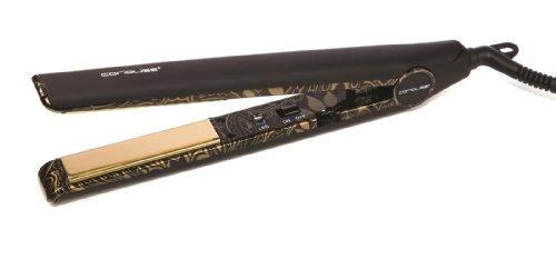 Corioliss C1 Gold Paisley - Plancha para cabello