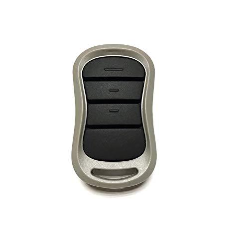 Gate1access Replacement Remote for Genie G3T-R 3-Button Remote Intellicode Security Technology Controls Compatible