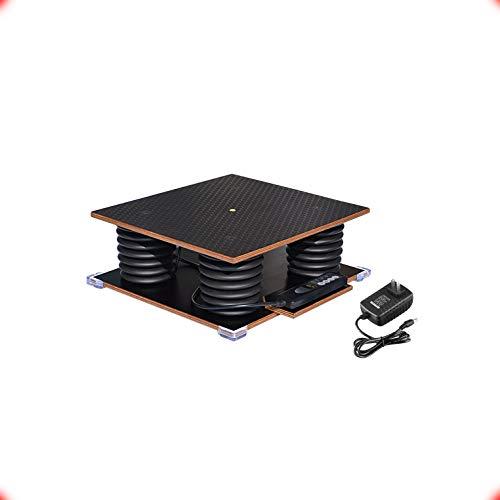 Small Vibrating Table/Vibration Tumbler Chocolate Confectionery Machine Bubble Free Concrete MOLDS