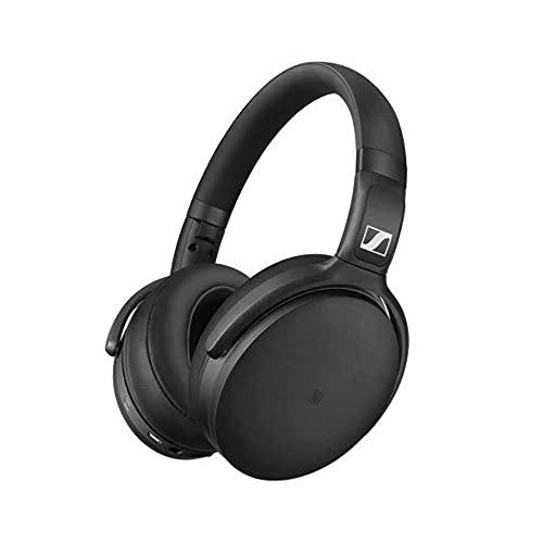 Sennheiser HD 4.50 SE Wireless Noise Cancelling Headphones - Black (HD 4.50 Special Edition) (Renewed)