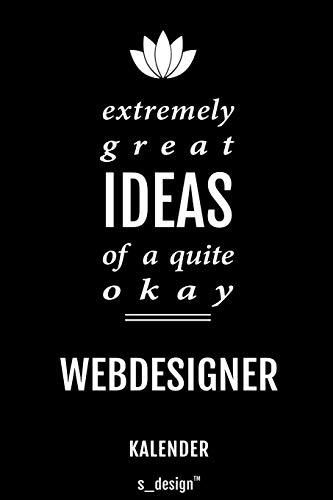 Kalender für Webdesigner: Immerwährender Kalender / 365 Tage Tagebuch / Journal [3 Tage pro Seite] für Notizen, Planung / Planungen / Planer, Erinnerungen, Sprüche