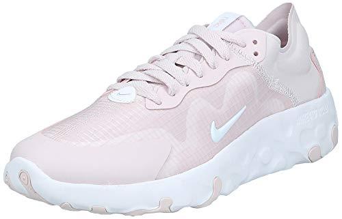 Nike Renew Lucent, Running Shoe Womens, Rosado Ligero/Blanco